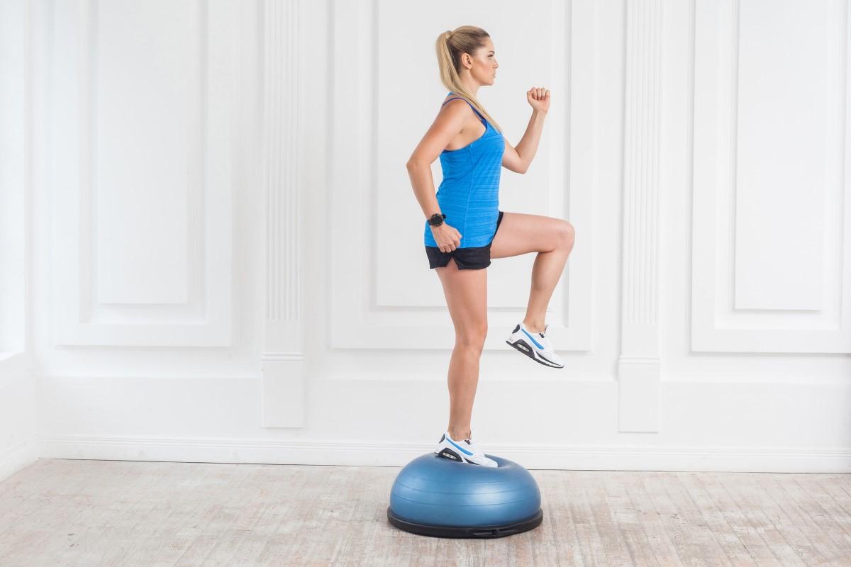 Ćwiczenia na staw skokowy – wzmocnienie po skręceniu stawu skokowego